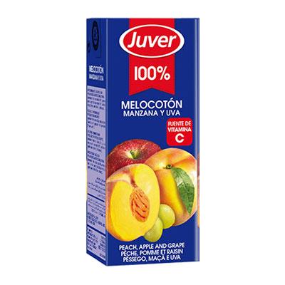 zumo-melocoton 200 ml | Pizzas a domicilio