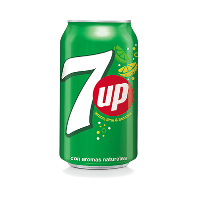 7 up 33cl | Pizzas a domicilio