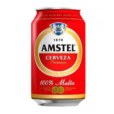 Amstel 33cl | Pizzas a domicilio