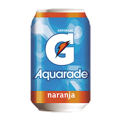 Aquarade naranja 33cl | Pizzas a domicilio