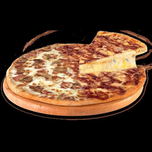 Pizza a medida - 2 mitades